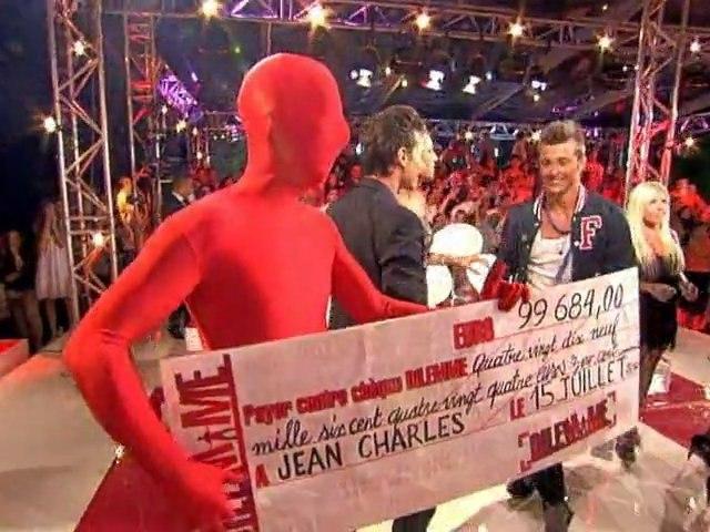 La victoire de JC !