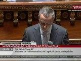 SEANCE,Séance - projet de loi de modernisation de l'agriculture