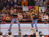 WWE - HHH Pedigrees HBK After Reforming DX.
