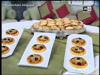 Fekkas et Pizza aux semoules