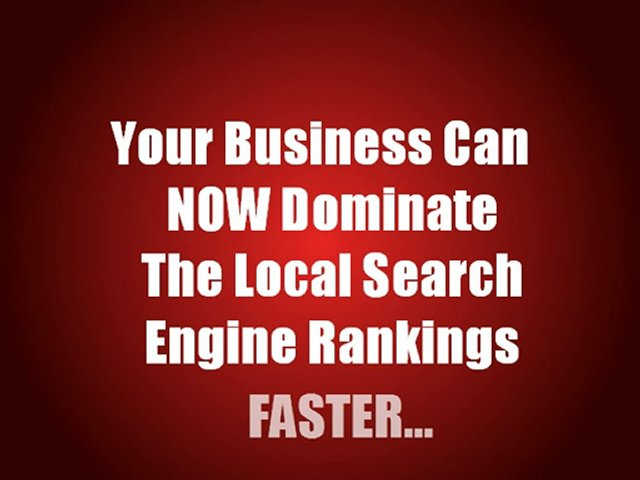 Local Search Engine Marketing Results