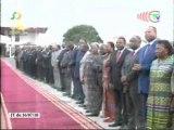 Denis SASSOU-NGUESSO est de retour à Brazzaville