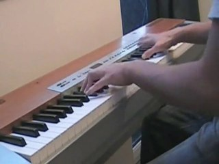 Poker Face Piano Lady Gaga