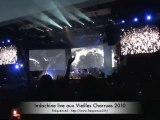Indochine J'ai demandé à la lune live Vieilles Charrues 2010
