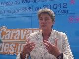Bernadette Malgorn, conseillère régionale de Bretagne