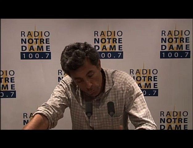 Courrier des auditeurs - Radio Notre Dame - 10/07/2010