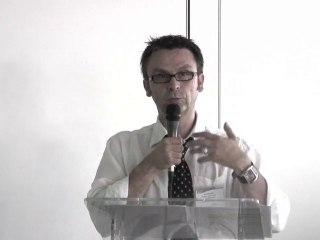 Luc Camissassi - Colloque du Réseau-Gesat