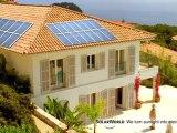 JR Ewing vante des panneaux solaires dans une publicité