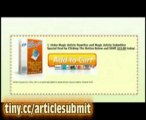 Article Submitter Pro | Article Submission Sites