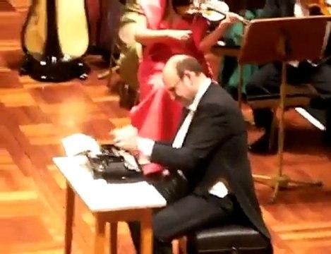Der Schreibmaschinen-Schreiber
