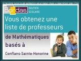 Cours particulier Mathématiques - Conflans-Sainte-Honorine