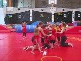 Gala de fin de saison de l'AFG, Gym féminine et baby-gym