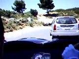 Mk indy Gsxr en balade sur la route des crêtes