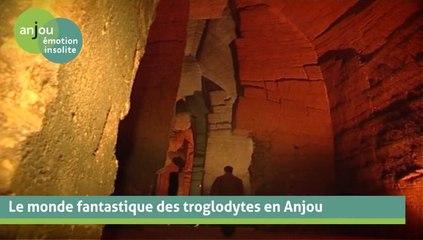 Le monde des troglodytes en Anjou