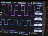 WaveAce - Utilisation des fonctions mathématiques de base