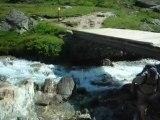 cours d'eau aussois Alpes