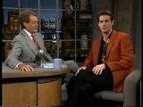 HILARIOUS Jim Carrey   Letterman 1994 VERY funny