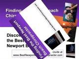 Chiropractor Newport Beach CA Find Newport Beach Chiropract