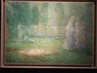 Pavel Chmaroff peintre russe (1874-1950)
