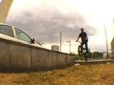 Skate BMX  In Liege - Feeble smith à la cité