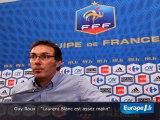 """Roux : """"Laurent Blanc est assez malin"""""""
