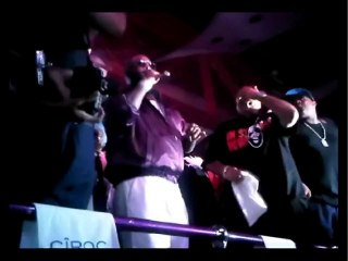 Rohff à Miami au show de Rick Ross / DJ Khaled
