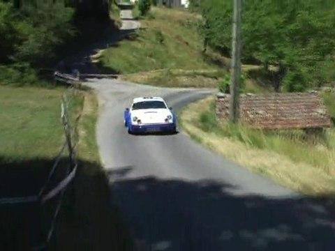 Rallye de la Drome Vhc 2010 Dimanche