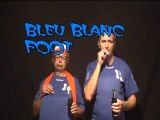 BLEU BLANC FOOT (de la grève en bleu au rêve en bleu !)