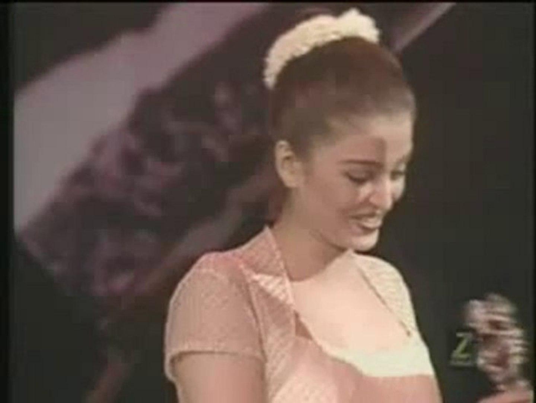 Aishwarya Rai Zee Awards Best Actress Taal 2000 Video Dailymotion