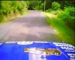 Rallye des Fourmes d'Ambert 2010 - Cyrille/Oliv - R11 Turbo