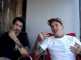 Interview with Mike and Andy of The Devil Wears Prada