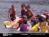 Prévention noyade au Grand Parc de Miribel Jonage