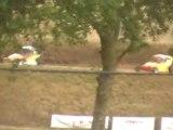 1er depart 2eme manche sprint car d3 saint georges 2010