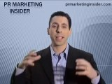 PR Marketing Insider: The Most Important Element