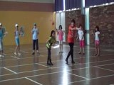 Spectacle de Danse Sports Vacances 2010