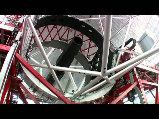 Gran Telescopio CANARIAS, una ventana al Universo