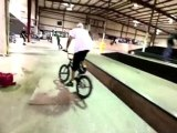 Reese Fresh Demonstrates the Style & Fluidity of BMX Street