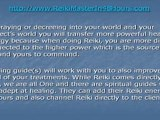 Reiki Healing with Ascended Masters