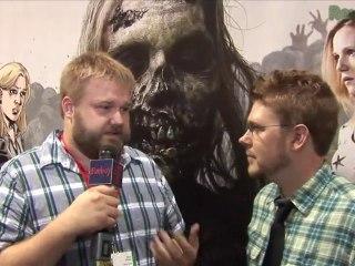 San Diego Comic-Con 2010: Robert Kirkman, creator of ...
