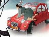 Humour Gagnez la 2CV de Mam Goudig ! www.MamGoudig-Jeu.com