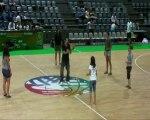 "Antoine Jehanne ""Interactiv Game"" @ ""World Basketball U17"""