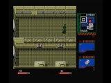 video test retro saga:msg metal gear solid snake msx part2