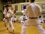 Karate Kumite - Combate en Karate
