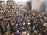Concerts des gymnases de Lausanne et Waiblingen (D)