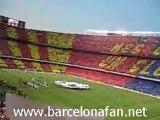 FC Barcelona - Milan- Himne del barca - www.barcelonafan.net