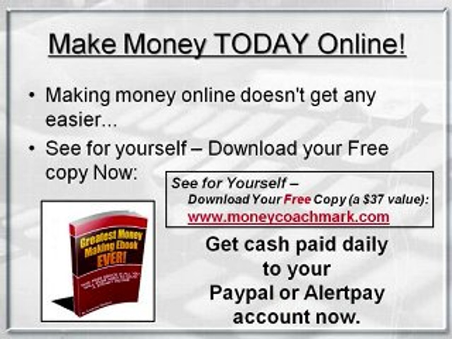 fx forex factory make money online paid daily