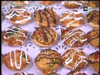 Biscuit chocolat et Tartelettes