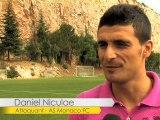 Football365 : Interview Ruffier et Niculae