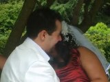 un petit mariage bien sympa