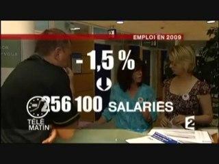 France 2009 - L'Année la plus noire/ Travail